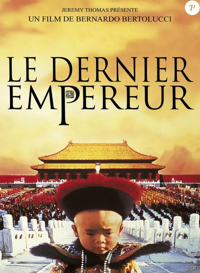 Affiche du film le dernier empereur for Dujardin dernier film
