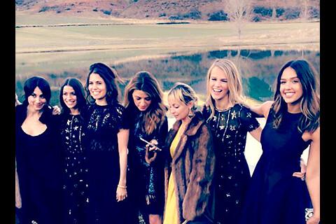Jessica Alba et Kate Hudson : Réunies à Aspen pour un mariage de star