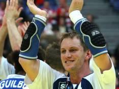 Christophe Kempe, champion olympique de handball, est papa  ! (réactualisé)