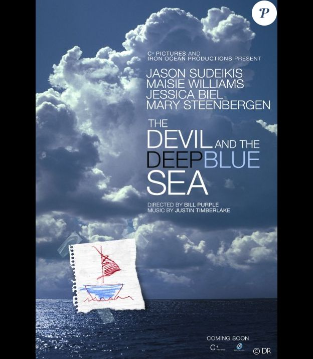Nouvelle affiche du film The Devil and The Deep Blue Sea, après la finalisation du nouveau casting
