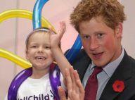 REPORTAGE PHOTOS : Harry de Galles, un prince qui vous veut du bien !