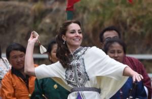 Kate Middleton : 17 looks en 7 jours en Inde et au Bhoutan, la compilation !