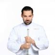 Xavier Pincemin, candidat de Top Chef 2016