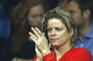 Kim Clijsters : La joueuse de tennis est enceinte de son troisième enfant !
