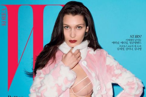 Bella Hadid face à Terry Richardson : Une collaboration torride