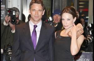 REPORTAGE PHOTOS : Quand la magnifique Claire Forlani présente son séduisant mari, Dougray Scott !