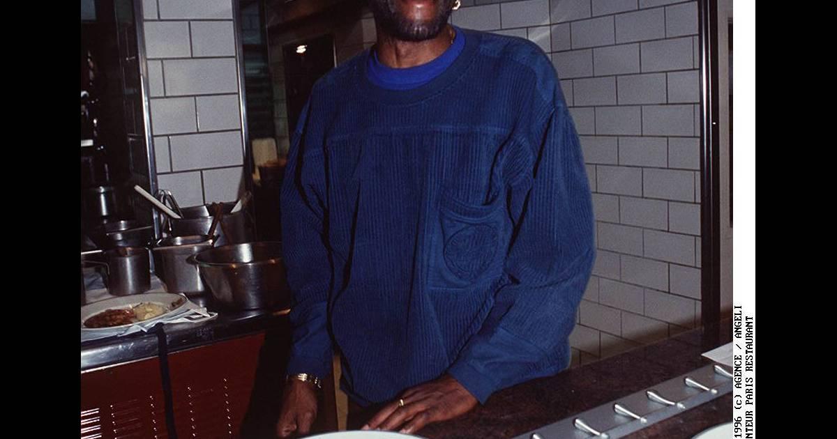 Billy paul au restaurant la table du march paris le - Restaurant la table du grand marche tours ...