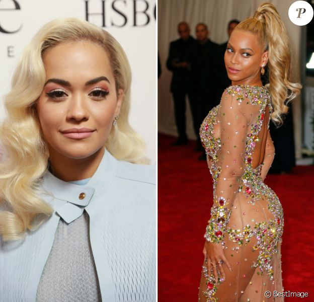 Rita Ora et Beyoncé