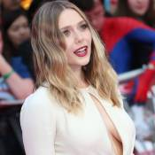 Elizabeth Olsen : Son décolleté indécent fait chavirer le Captain America