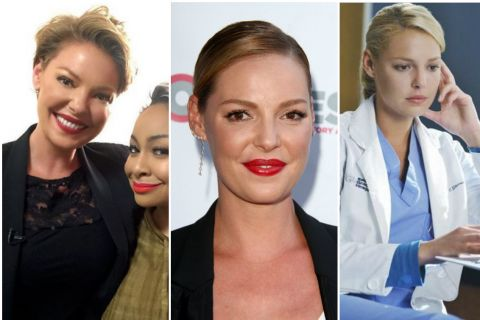 Katherine Heigl : L'ex Izzie de 'Grey's Anatomy' métamorphosée par le botox ?