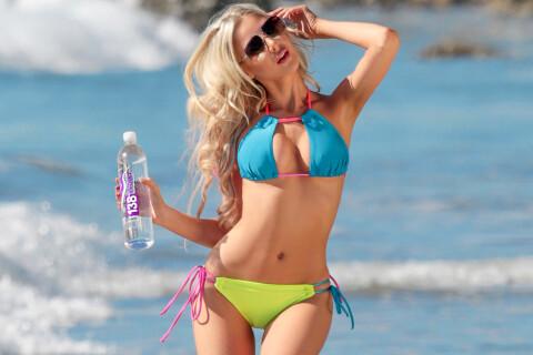 Daisy Lea : La danseuse étoile fait son show à la plage