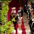 Mariage de Kate Middleton et du prince William à Londres le 29 avril 2011
