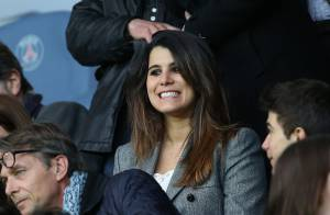 Karine Ferri : Jeune maman star au Parc des Princes pour PSG-Rennes