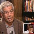 """Chimène Badi, très émue par l'interview de son papa dans """"Vivement dimanche"""" sur France 2. Le 1er mai 2016."""