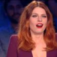Elodie Frégé, dans la finale de  Nouvelle Star 2016  sur D8, le mardi 3 mai 2016.