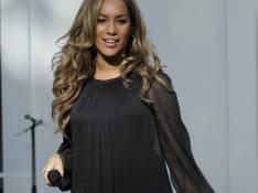 REPORTAGE PHOTOS : Leona Lewis, ta robe... c'est pas ça... du tout!