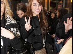 REPORTAGE PHOTOS : Accueil parisien de folie pour Miley Cyrus ! Toutes les photos !