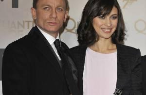 REPORTAGE PHOTOS : Daniel Craig, Olga Kurylenko, Mathieu Amalric... superbes à la Première parisienne de 007 !
