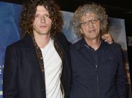 Elie Chouraqui fier avec son fils César et la petite-fille de Bruno Cremer