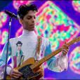 Prince au Main Square Festival le 9 juillet 2010.