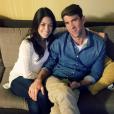 Michael Phelps et Nicole M. Johnson - Photo publiée le 27 novembre 2015