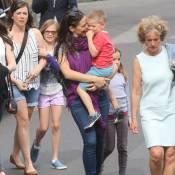 Jennifer Garner à Paris : Touriste gourmande avec ses enfants