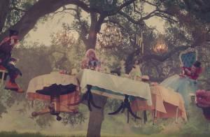 Pink : De l'autre côté du miroir avec son mari Carey Hart et leur fille Willow
