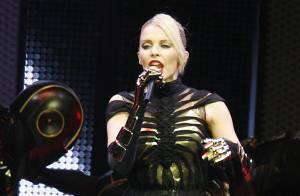 Kylie Minogue, victime d'un vol lors de sa tournée en Colombie !