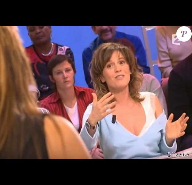 Maureen Dor dans On a tout essayé sur France 2 au début des années 2000.