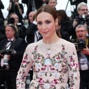 Cannes 2016 : Elsa Zylberstein, sirène sensuelle face à Claude Lelouch