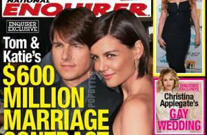 Tom Cruise : une petite femme pour 600 millions de dollars