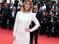 Caroline Receveur à Cannes : Sublime pour sa première montée des marches