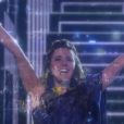 Victoire de Jamala, la représentante de l'Ukraine, au concours Eurovision 2016.