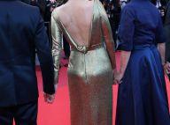 """Cannes 2016: Marion Cotillard dos nu et recouverte d'or pour affronter son """"Mal"""""""