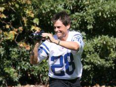 REPORTAGE PHOTOS EXCLUSIF : En pleine tourmente juridique, Rob Lowe s'amuse... pas sa femme !