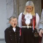 Fête nationale norvégienne : Le prince Sverre Magnus fatigué, Marius dispensé