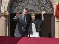 Letizia et Felipe d'Espagne : Bain de foule de rock stars après l'émotion...