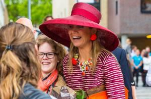 Maxima des Pays-Bas : La reine sort la carte
