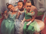 Kim et Kourtney Kardashian : North et Penelope, jolies princesses Disney