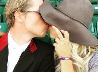"""Kaley Cuoco """"plus heureuse que jamais"""" : Tendre baiser avec son nouveau chéri"""