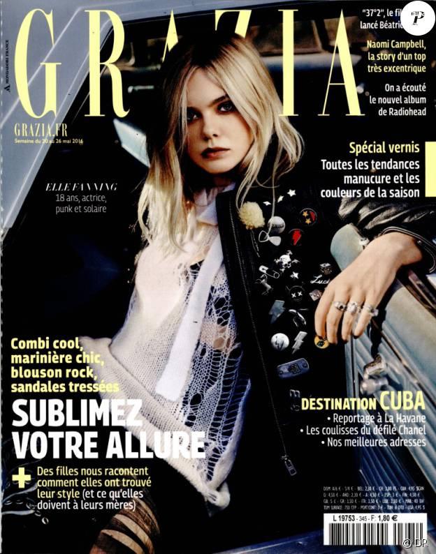 Le magazine Grazia du 20 mai 2016