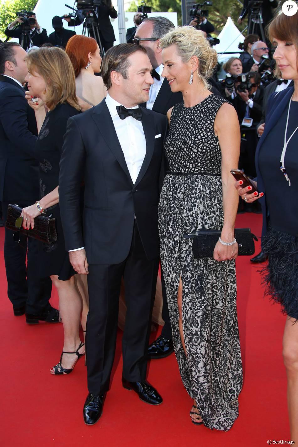 Cannes 2016 laurence ferrari so in love de son mari natacha polony