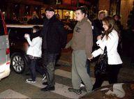 REPORTAGE PHOTOS EXCLUSIVES: John Travolta, soirée avec femme et enfants à Paris !