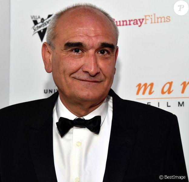 """Pascal Nègre - People à la soirée pour le film """"Amy"""" à la Villa Schweppes lors du 68e festival international du film de Cannes. Le 16 mai 2015."""