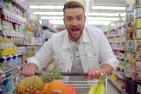 Justin Timberlake, bluffé par Alessandra Sublet, lui adresse un message