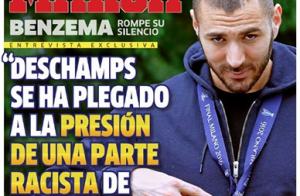 Karim Benzema : Deschamps et la France raciste, Valbuena et la vérité... Ambiance...