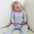 Ivanka Trump a publié une photo de son fils Theodore James sur sa page Instagram, le 31 mai 2016
