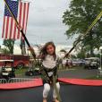 Ivanka Trump a publié une photo de sa fille Arabella Rose sur sa page Instagram, le 31 mai 2016
