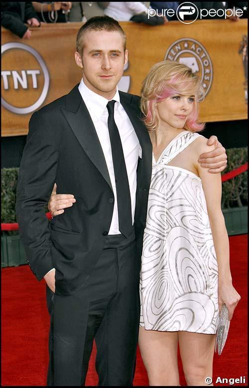 Ryan Gosling et Rachel... Rachel Mcadams Oscars