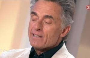 Gérard Holtz fond en larmes à l'idée de perdre sa femme...